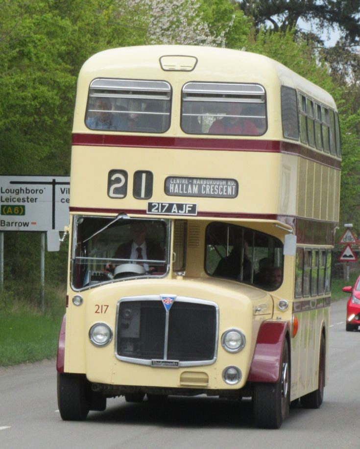 Leicester City Transport 217