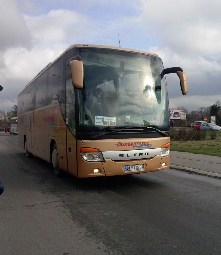 Setra S415