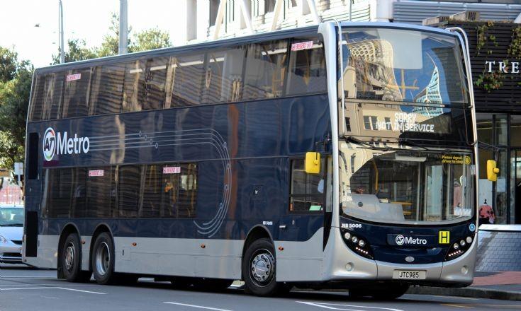 Marta Bus Blocking >> Bus and Coach Photos - Alexander Dennis Enviro 500