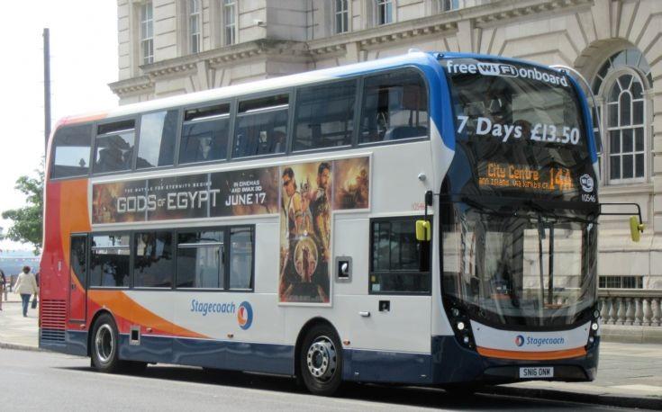 Stagecoach 10546