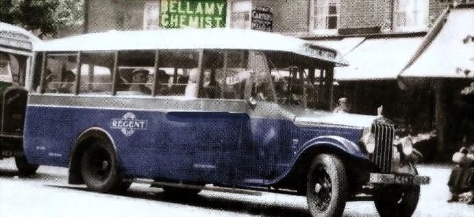 Fuller's Regent Motor Services