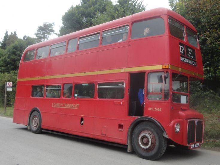 London Transport RML 2655
