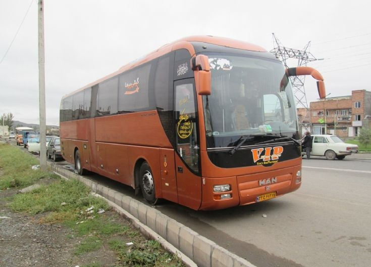 Man coach - Giti payma Travel