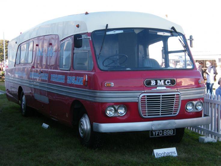 Bus Based? BMC Race Vehicle