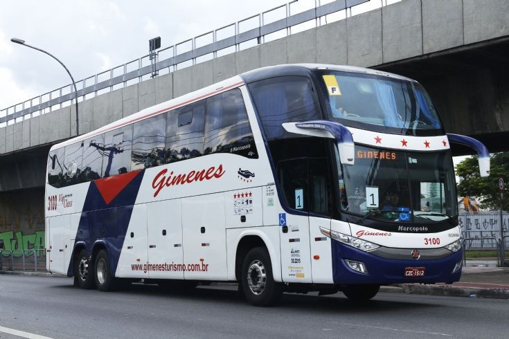 Marcopolo Paradiso G7 1600 LD Scania K380