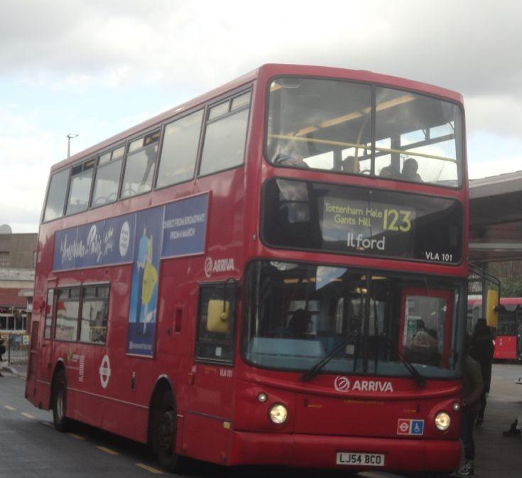Arriva London VLA 101