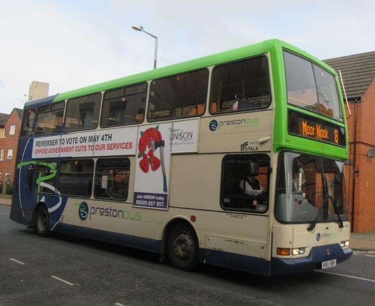 Prestonbus 40539