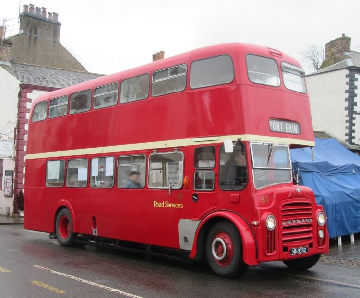 Isle of Man Road Services 67