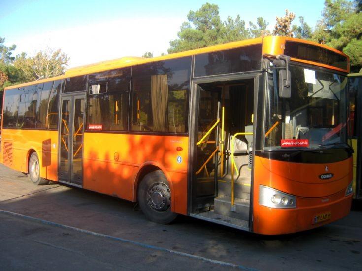 Iranian Bus