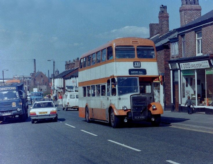 330 to STOCKPORT