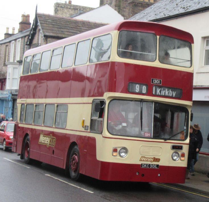 Merseybus 1301