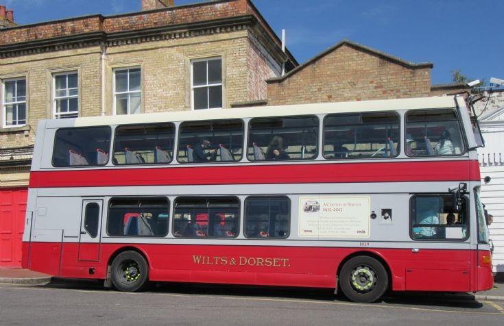 Wilts & Dorset 1019
