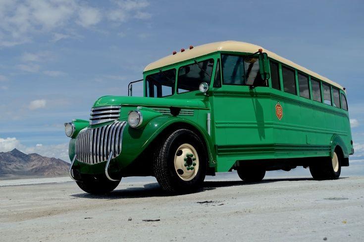 1945 Chevy School Bus