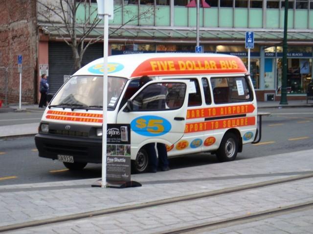 Toyota HiAce Commuter (H100)