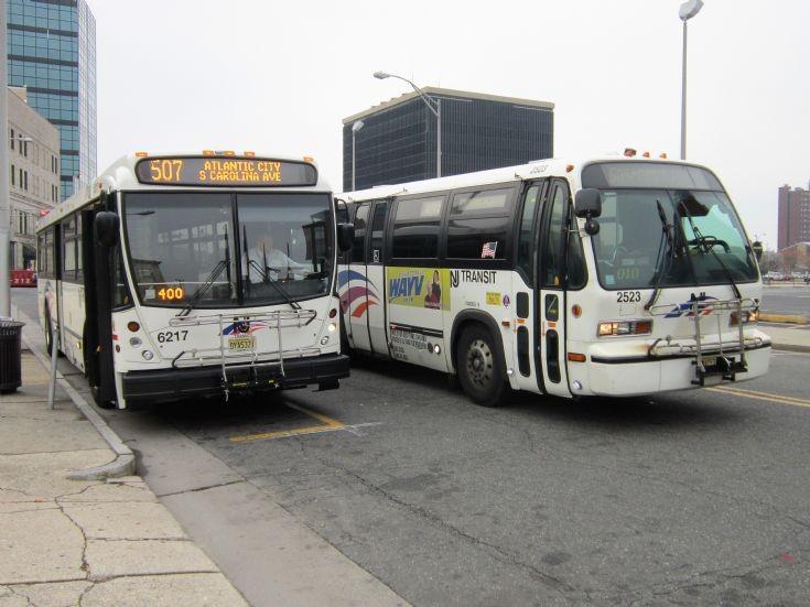 Mitchell Libby 2017 New Jersey Transit  USA