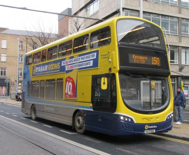 Dublin Bus SG 243