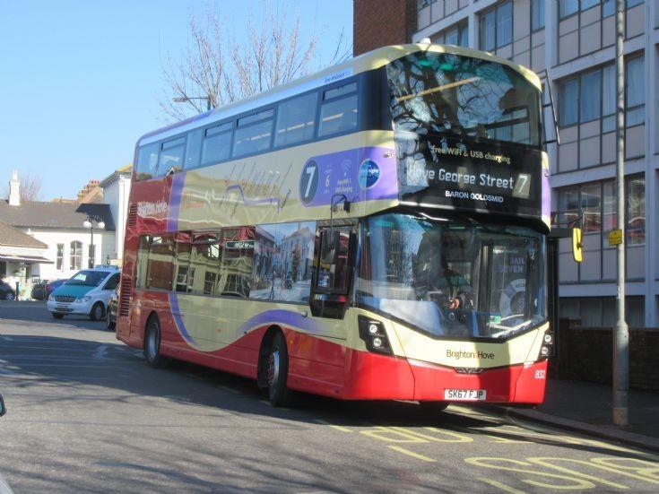 Brighton & Hove 832