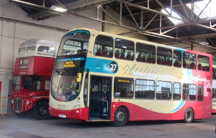 Brighton & Hove 482