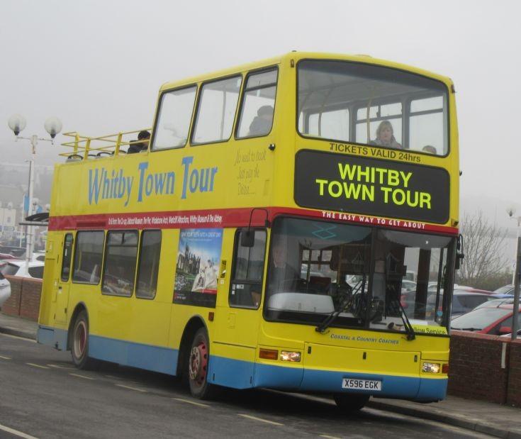 Whitby Town Tour