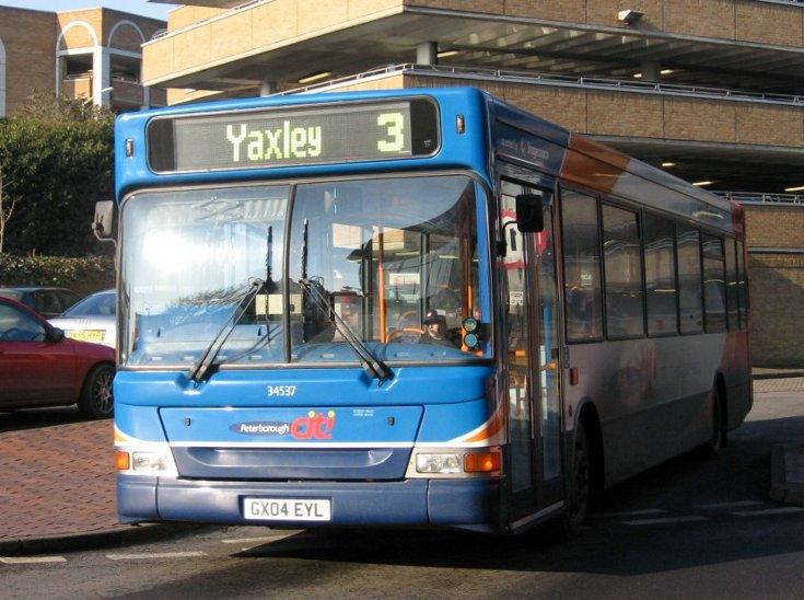 Take Citi  line 3 to Yaxley