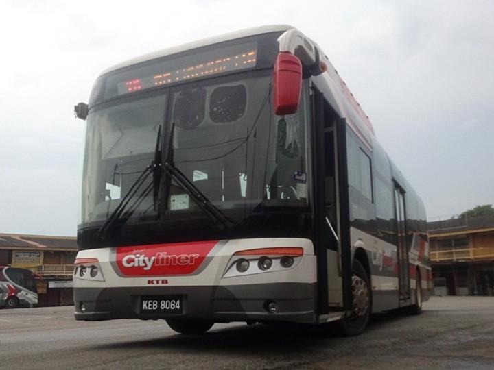KEB8064-City Liner