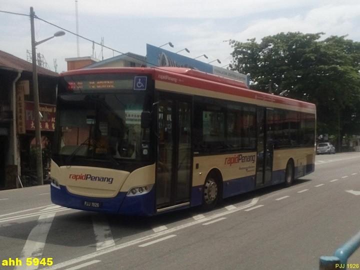 PJJ1926-Rapid Penang