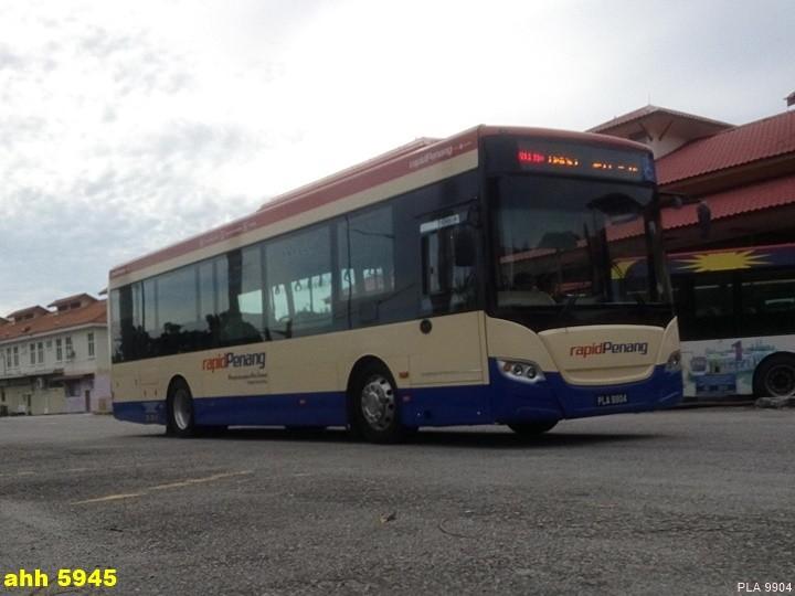 PLA9904-Rapid Penang