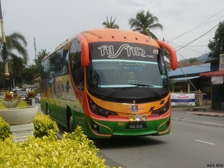 Aisar Travel & Tours-KDS 3030