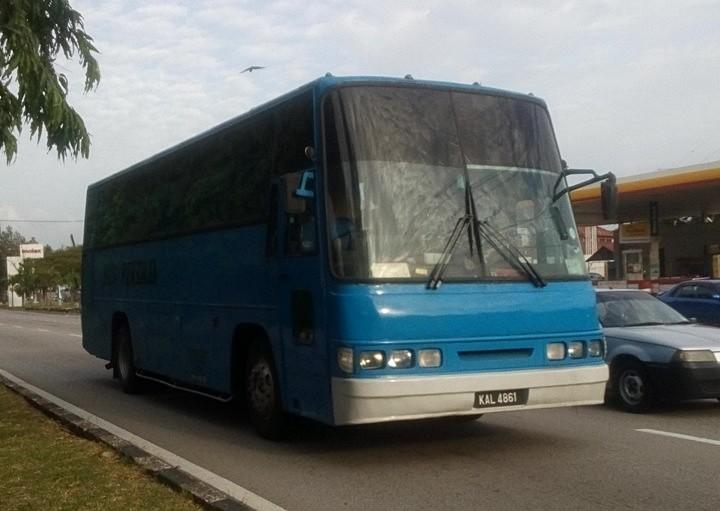 BAS PEKERJA-KAL4861