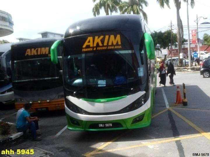 Bas Persiaran-AKIM Travel