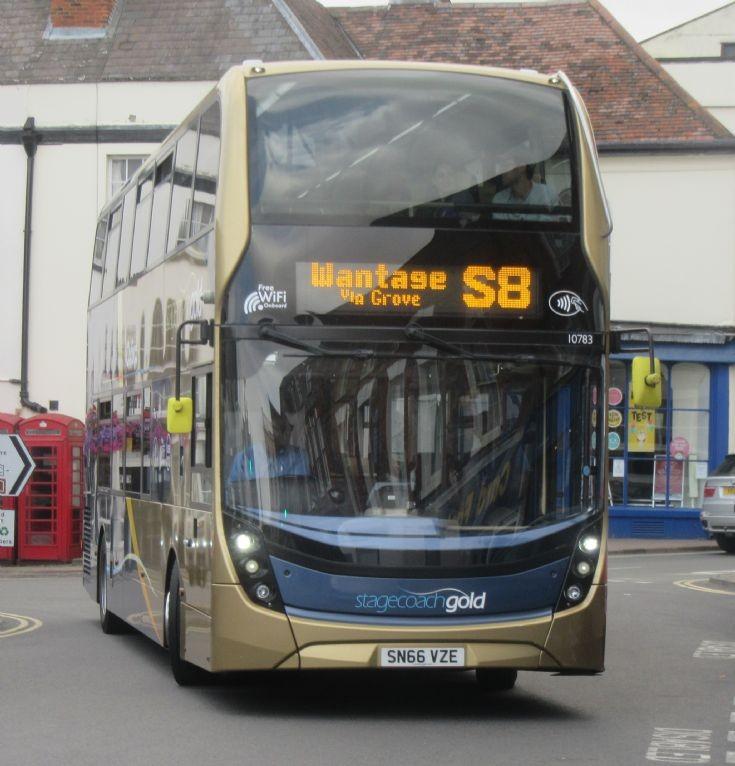 stagecoach 10783