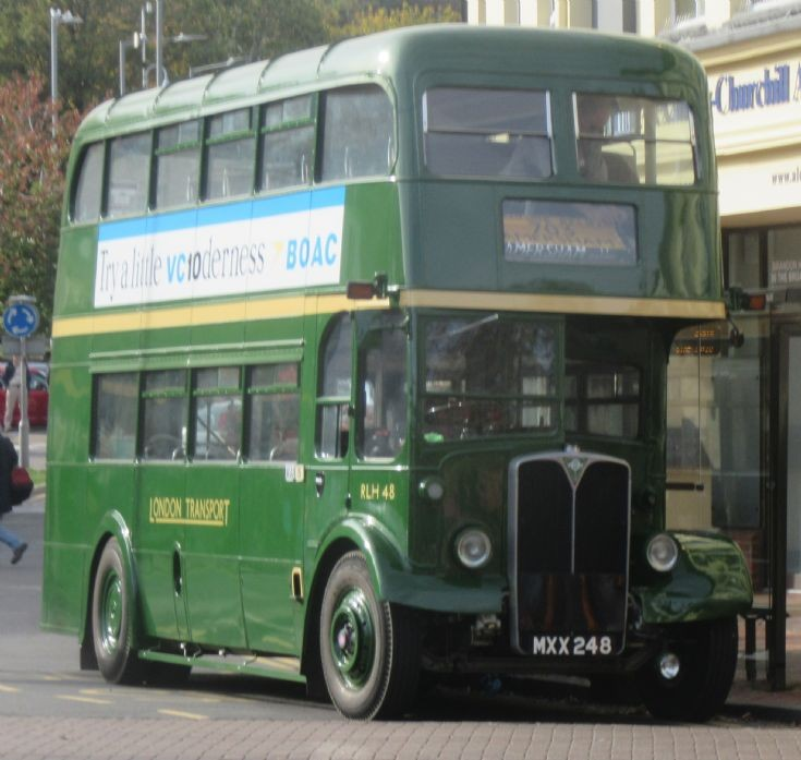 London Transport RLH 48