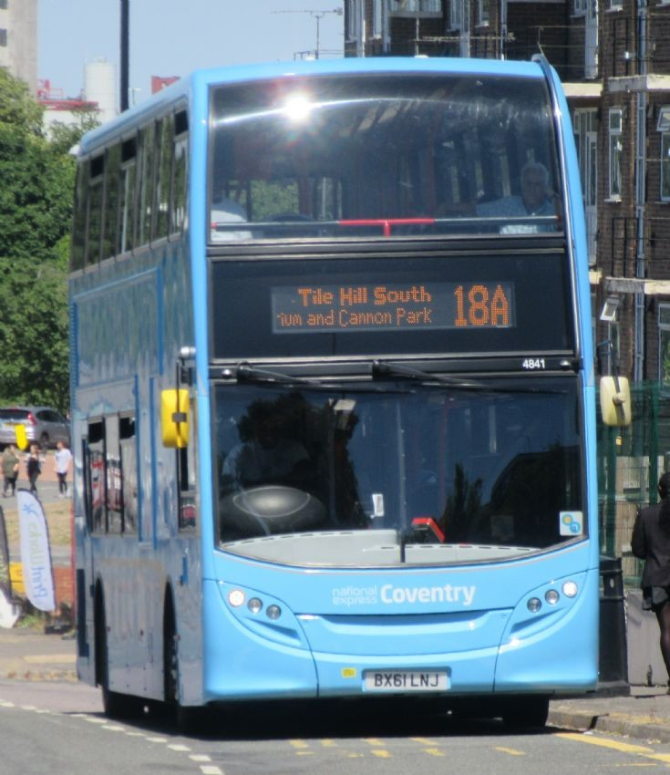 National Express Coventry 4841