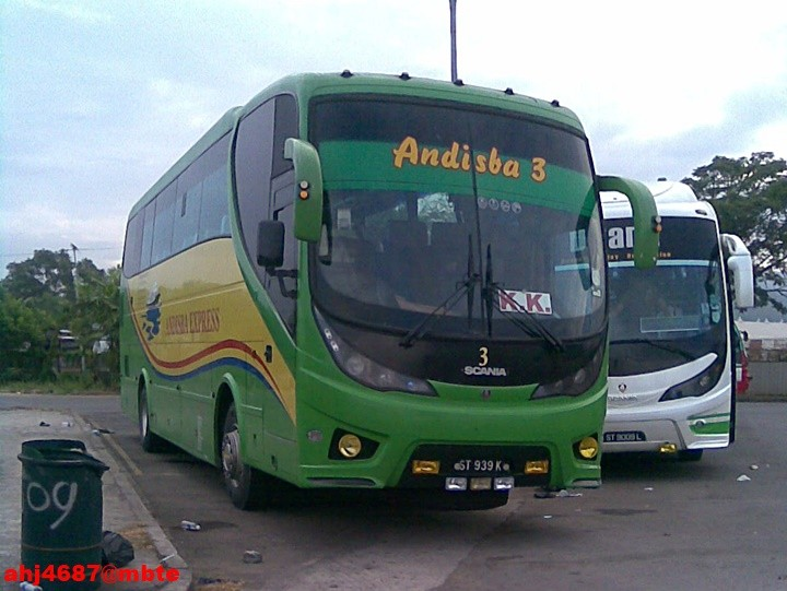 ST939K-Andisba Express