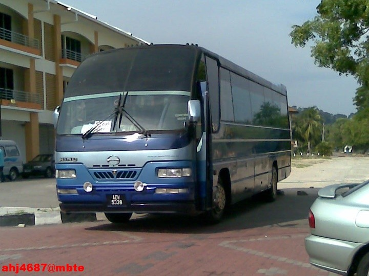CHARTERED BUS-ADV5338