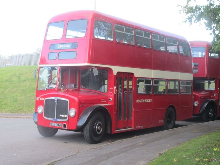 South Wales Transport 639