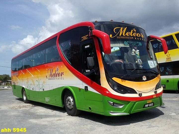 PMP6613-Meteor Travel & Tours