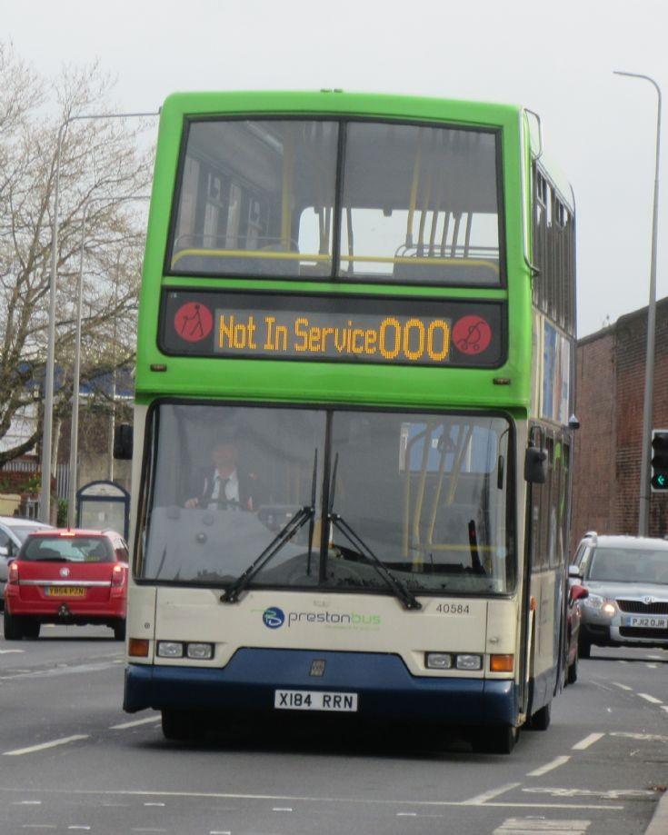 Prestonbus 40584