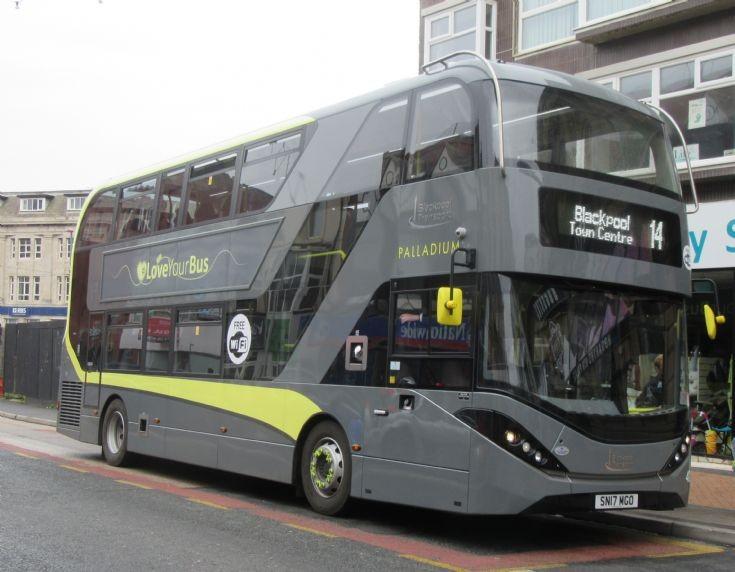 Blackpool 422