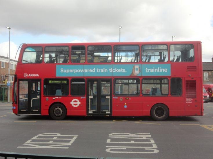 Arriva London DW 573