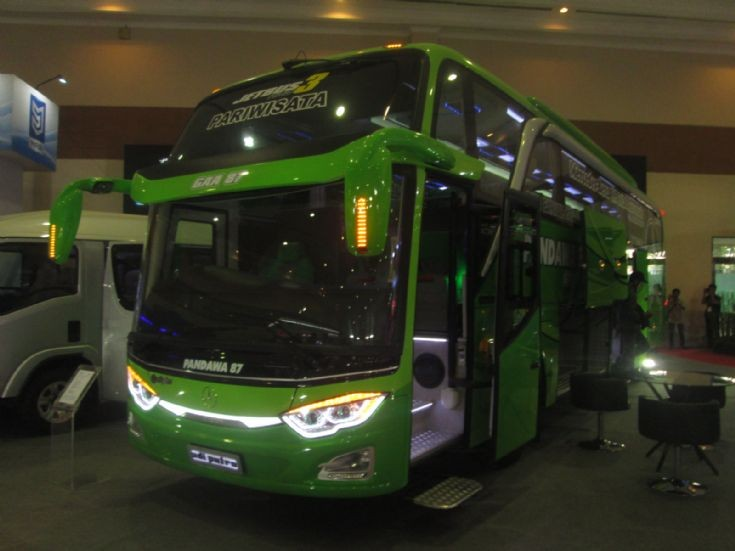 Indonesian The First Jetbus HDD 3 By Adiputro