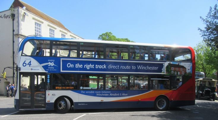 Stagecoach 10889