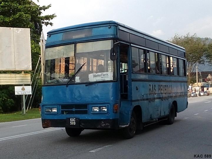 KAC589-BAS PEKERJA