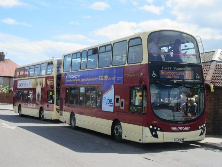 East Yorkshire 760
