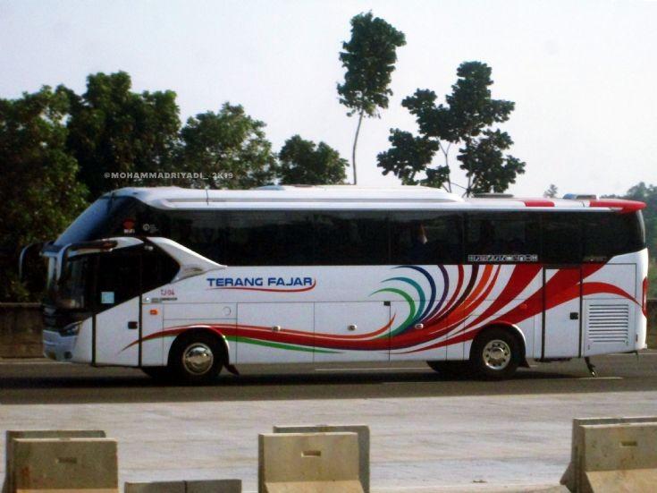 Terang Fajar From Jakarta To Cepu,Semarang