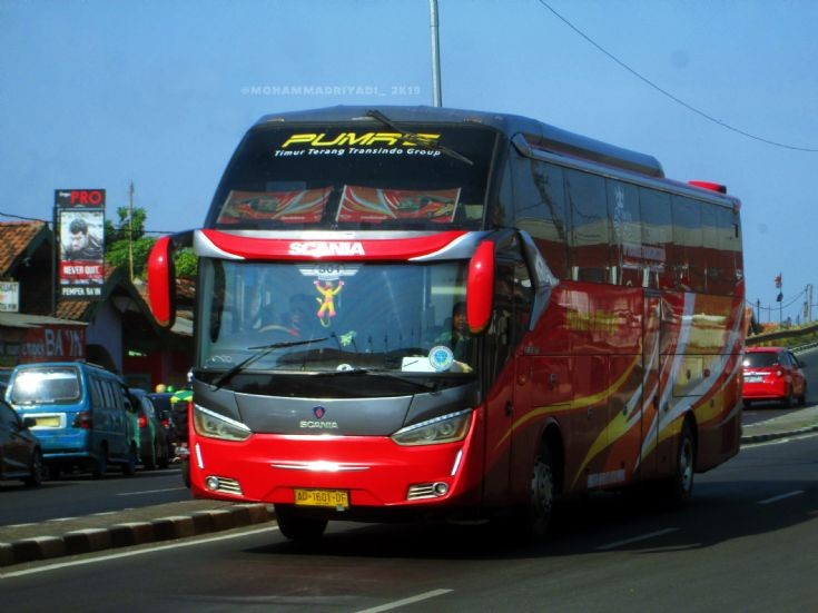 The First XHD Prime in Laksana Indonesian