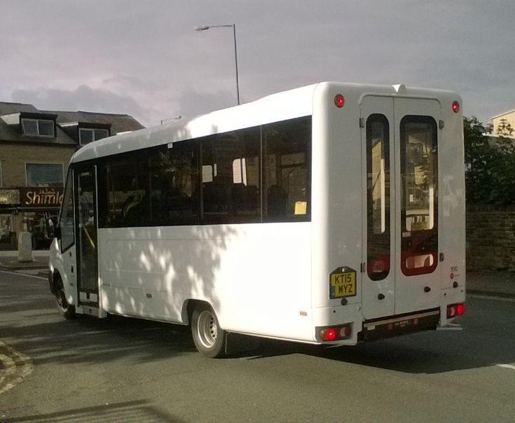 Treka Bus (KT15MYZ) (2015)