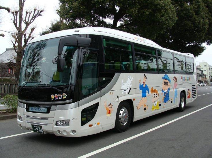Bus And Coach Photos Japanese Hino Bus