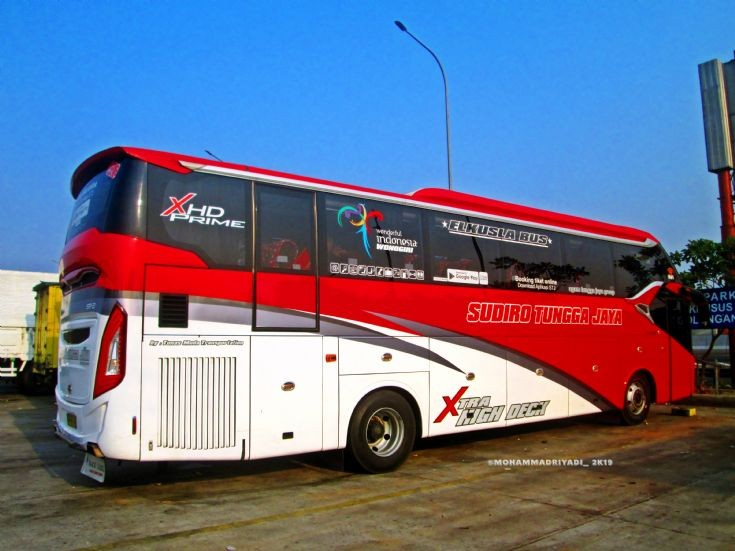 Sudiro Tungga Jaya The Intercity Bus