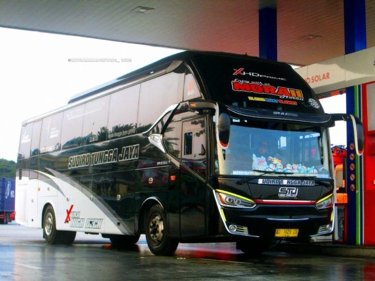 Sudiro Tungga Jaya The Intercity Bus (Part 2)